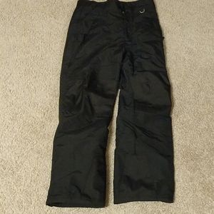 Slalom snow board ski pants